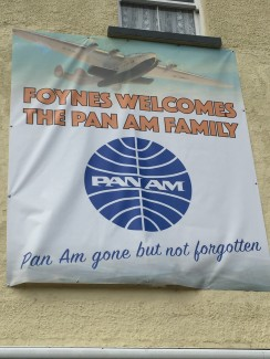 Foynes Flying Boat Museum Welcomes The Pan Am Family April 12-14, 2016