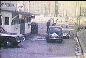 Check point Charlie Mar 7 1963 2