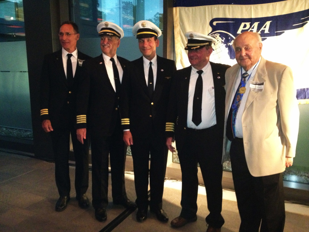 Our handsome pilots